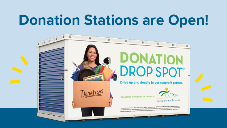 Attended Donation Stations Now Open